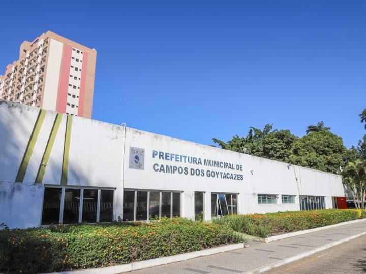 Prefeitura de Campos orienta sobre tributos com vencimento prorrogado
