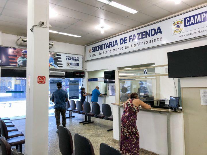 Secretaria de Fazenda de Campos lança 0800 para atendimento aos contribuintes