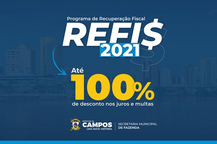 REFIS 2021 oferece oportunidade para regularização de contribuintes